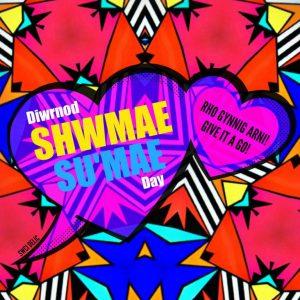 Shwmae Su'mae day logo