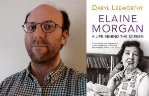 Elaine Morgan and Daryl Leeworthy