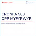 Cronfa 500 DPP Myfyrwyr
