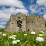 Oystermouth Castle, Mumbles